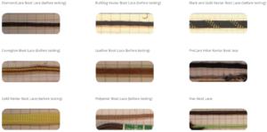 Diamond Lace Testing