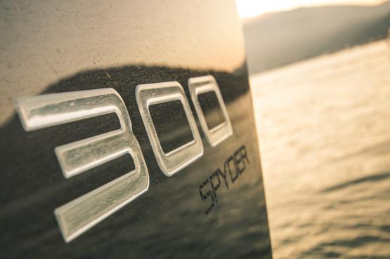 Armatti 300 Spyder Detail