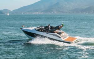 Armatti 300 Spyder Port Side