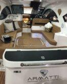 Armatti 370 Coupe Cockpit
