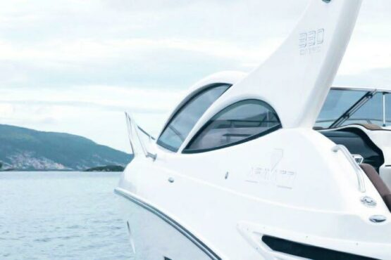 Armatti 340 Cabrio Detail