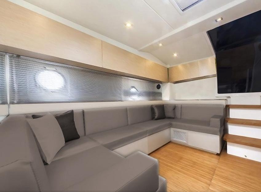 Armatti 420 Sport Coupe Saloon