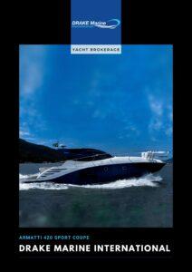 Armatti 420 Sport Coupe YACHT BROKERAGE pdf