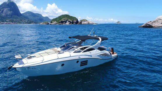 Armatti 370 Gran Coupe Port Side 2