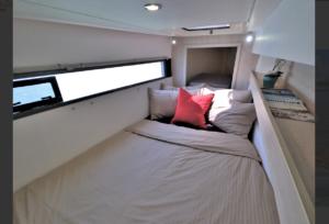 Leopard 43 Power Catamaran Cabin 3