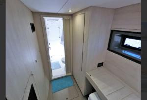 Leopard 43 Power Catamaran Interior 2
