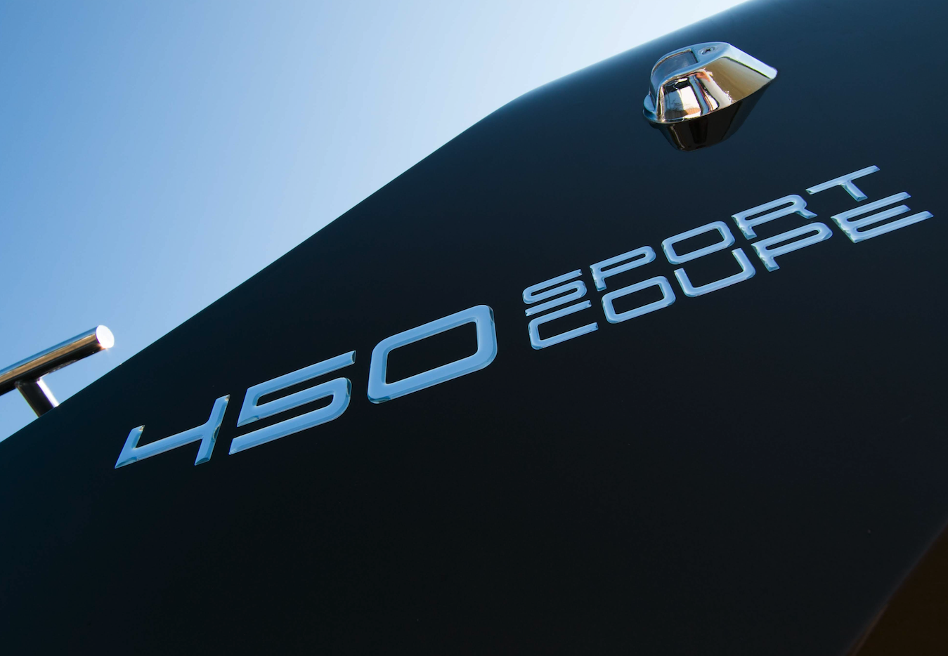 Armatti 450 Sport Coupe Detail