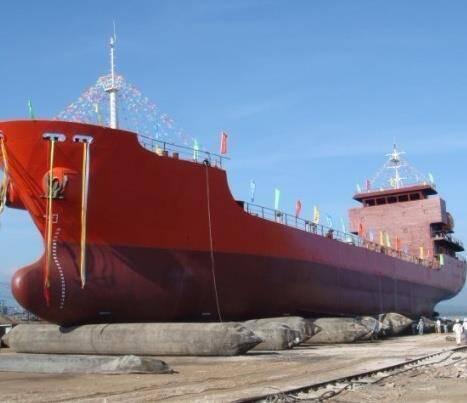Ship Launching Airbags 6