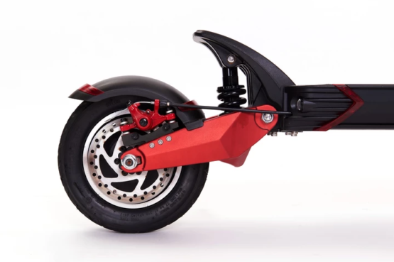 Zero 10X Rear Suspension