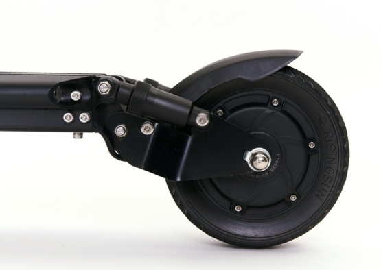 Zero 8 Rear Suspension