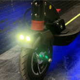Zero 9 Front Lights
