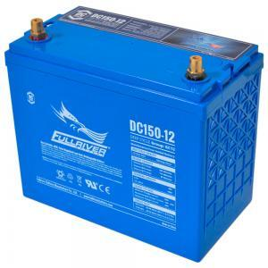 150a/h Deep Cycle Battery Thailand AGM Battery Marine Battery Big Battery
