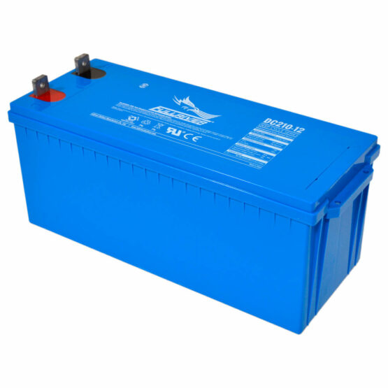 210a/h Deep Cycle Battery Thailand AGM Battery Marine Battery Big Battery