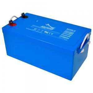 260a/h Deep Cycle Battery Thailand AGM Battery Marine Battery Big Battery