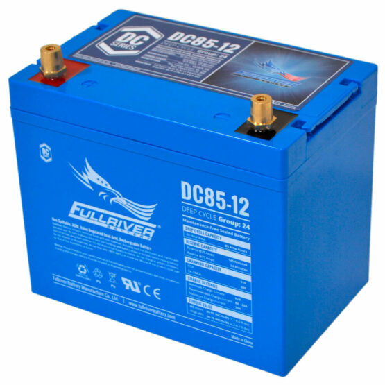 85/h Deep Cycle Battery Thailand AGM Battery Marine Battery Big Battery