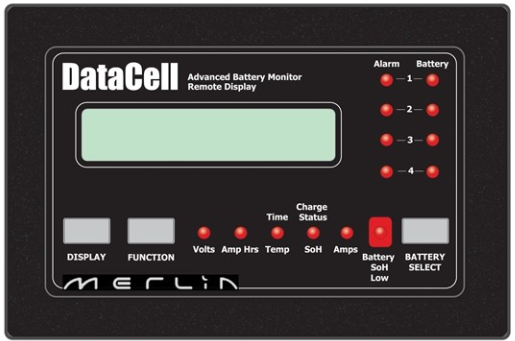 DataCell LCD Panel