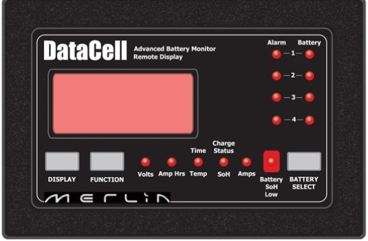 DataCell LED Panel