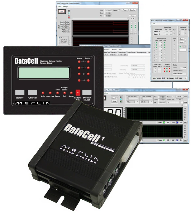 DataCell 1 Battery Monitor