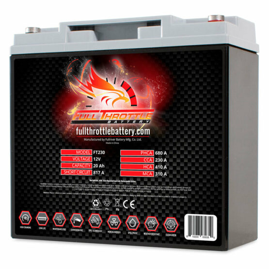 Engine Start Battery Engine Starting Battery AGM Start Battery Boat Engine Battery