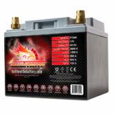 FT560 - PC1200 Engine Start Battery Engine Starting Battery AGM Start Battery Boat Engine Battery
