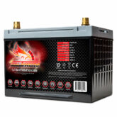 FT825 - PC1500 Engine Start Battery Engine Starting Battery AGM Start Battery Boat Engine Battery