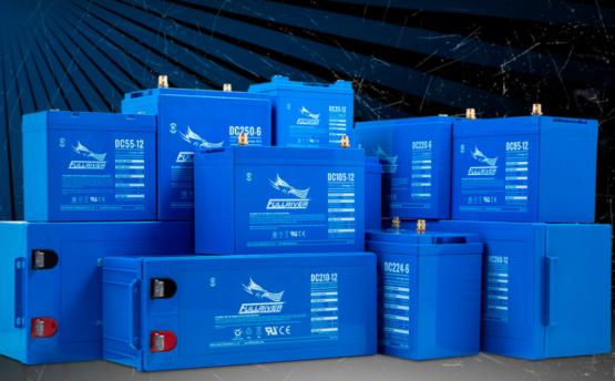 Deep Cycle Battery Thailand AGM Battery Marine Battery Big Battery