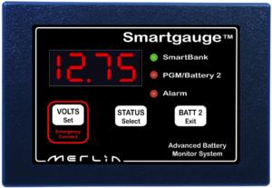 Smartgauge Battery Monitor