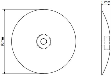Side Power Anodes - Zinc Exturn KIT