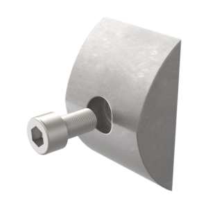 Side Power Anodes - Zink anode EB40/60