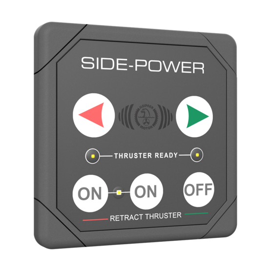 Side Power Control - SR Series Control - Square - 12/24V