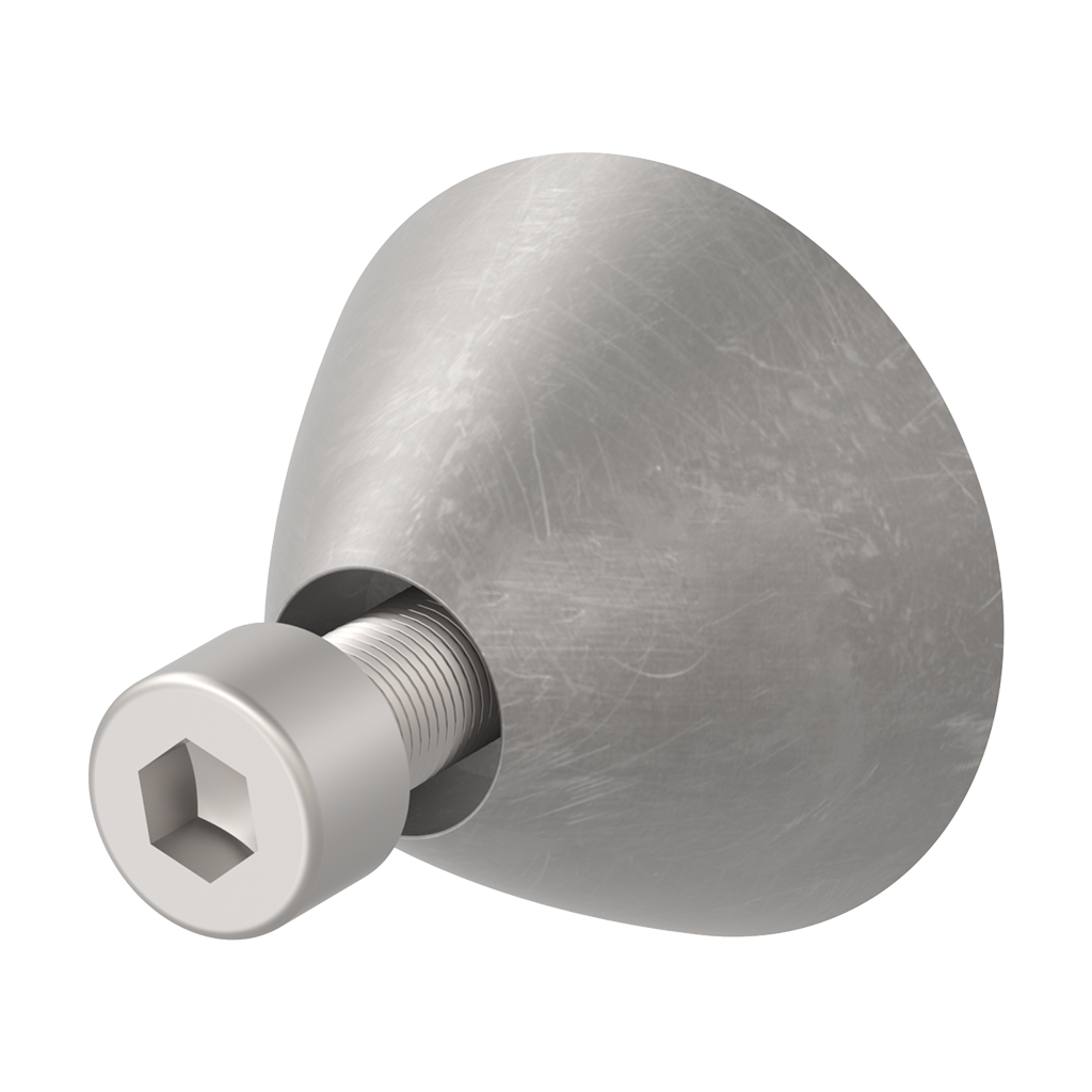 Side Power Anodes - Alu anode SE30/40