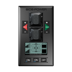 Proportional S-link Control 12/14V DC Dual