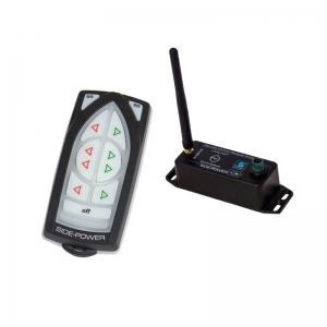 Side Power Remote Control for S Link System