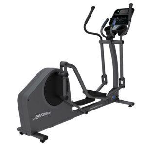 E1 Crosstrainer TrackConnect console 3quarter view 1000x1000 1