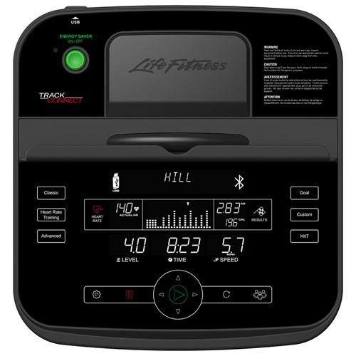 ce06eTrackConnect non treadmill console front