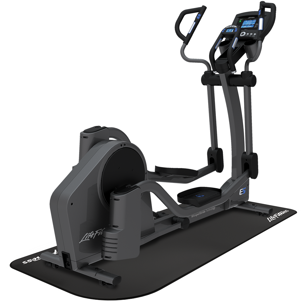 E5 Elliptical Cross Trainer GoConsole Mat L