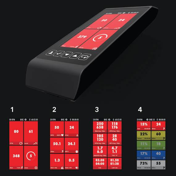 IC7 ConsoleDisplays
