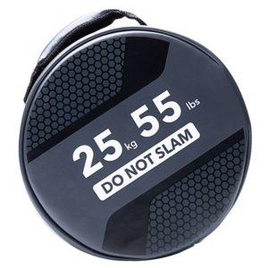 LF corebag black 25kg front 8978