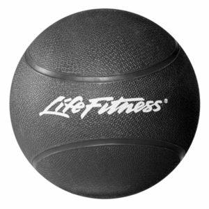 LF Medicine Ball Black 1000x1000