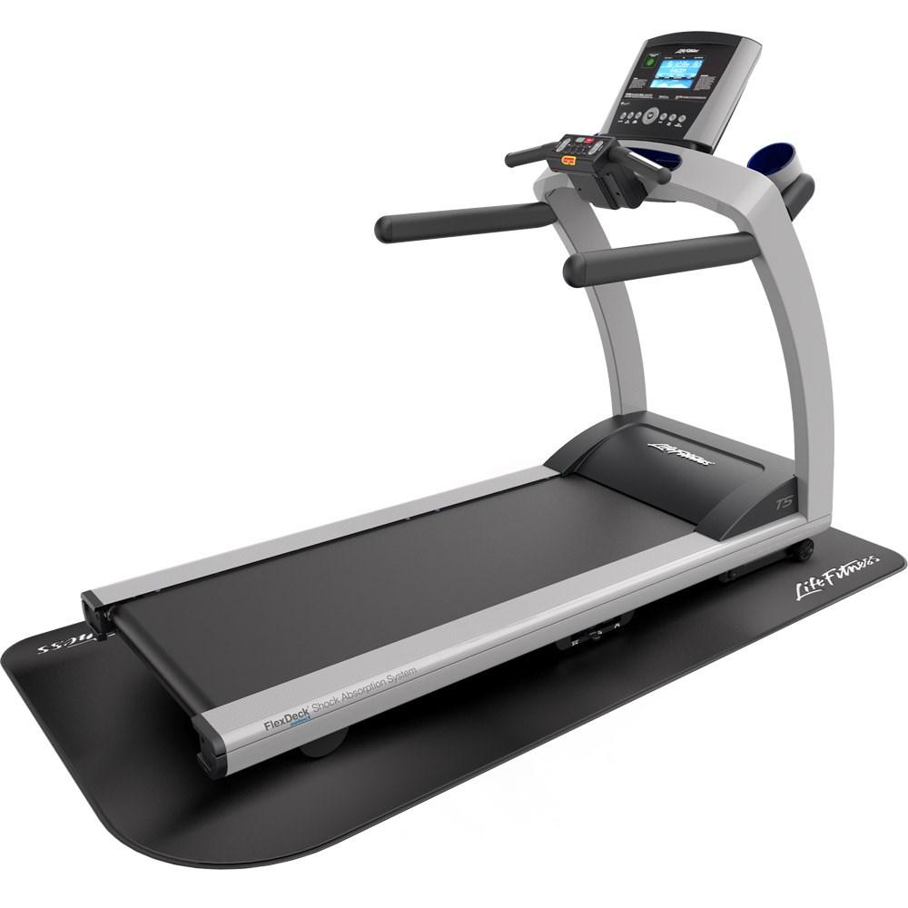 T5 Treadmill with GoConsole LargeMat L