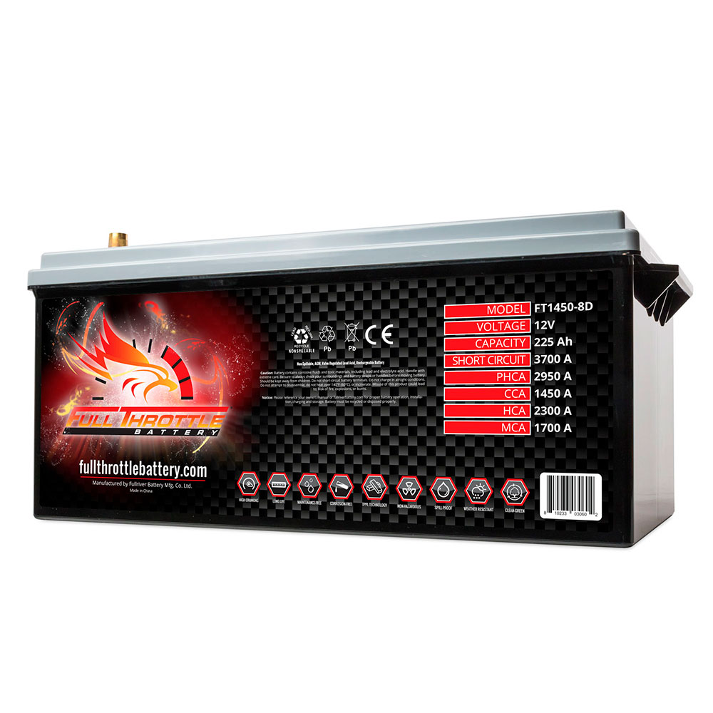 Engine Start Battery Engine Starting Battery AGM Start Battery Boat Engine Battery
