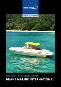 Tanganyika Mariah SX25 Bowrider YACHT BROKERAGE pdf