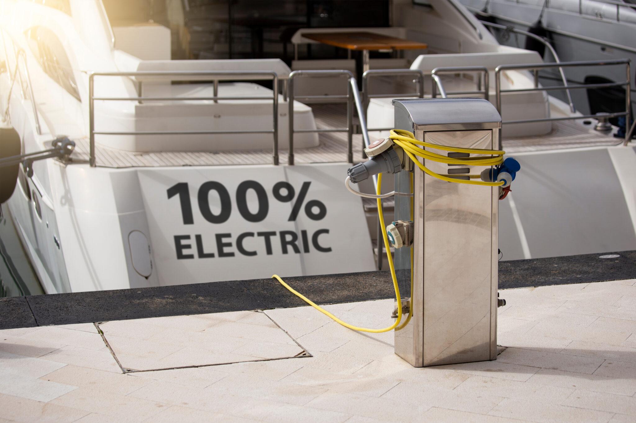 Electric Leisure Vessel