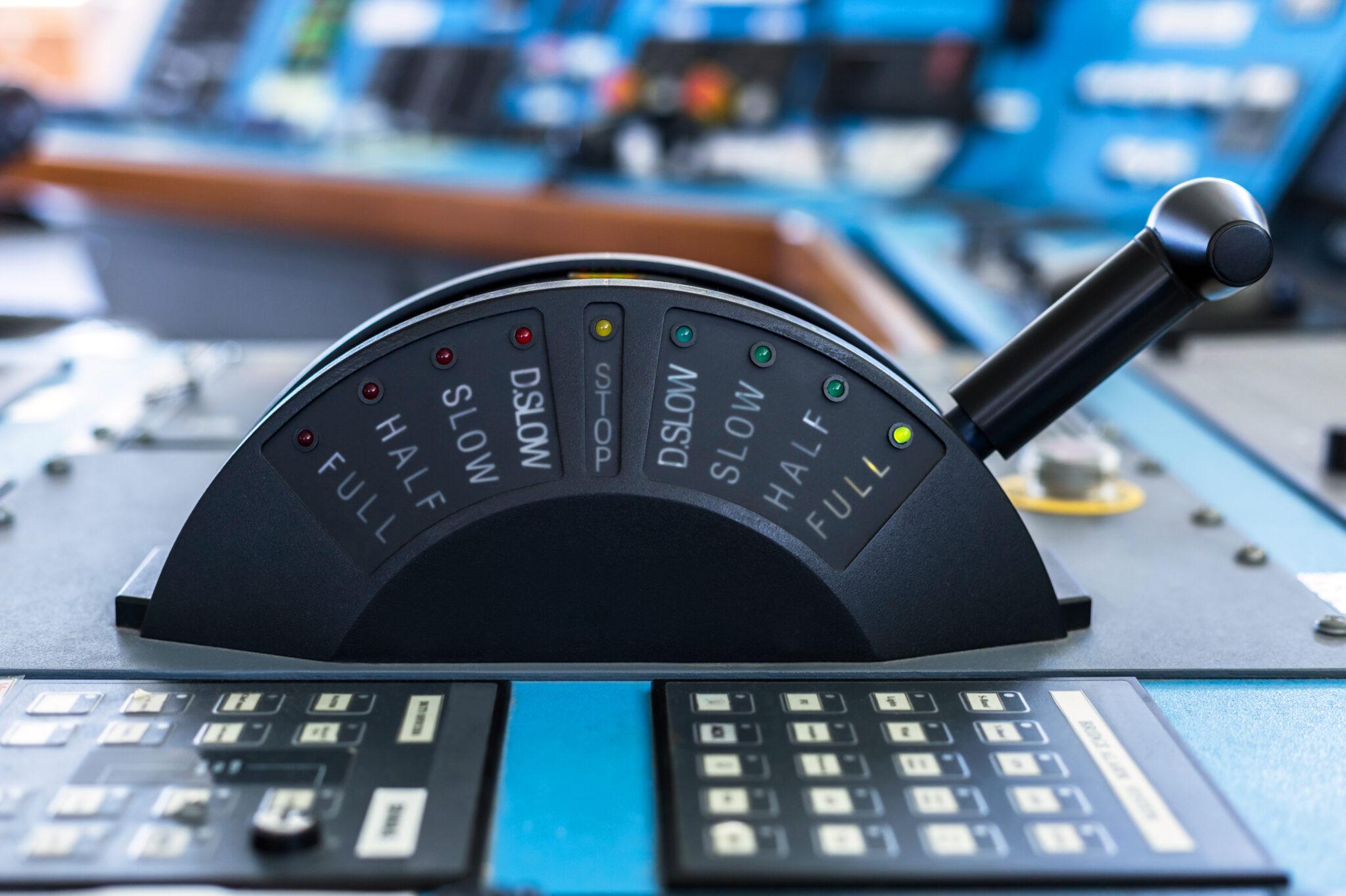 Electric Propulsion Control
